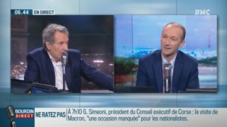 Bourdin Direct avec Loïc Colin