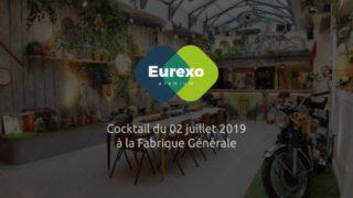 Cocktail EUREXO PREMIUM du 02 juillet 2019