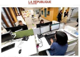 Un sinistre à déclarer ? Même si leurs agences sont fermées, les sociétés d'assurances restent actives dans le Loiret