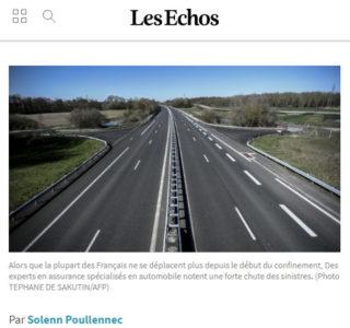 Moins d'accidents de voitures, plus de cyberattaques : le confinement fait évoluer les risques pour les assureurs